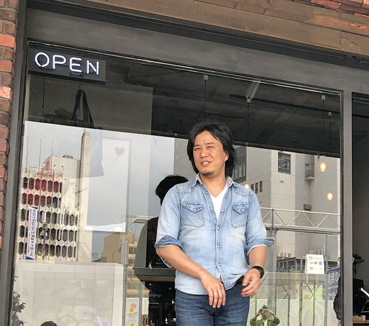 『Bell Leather』店主 鈴木さん